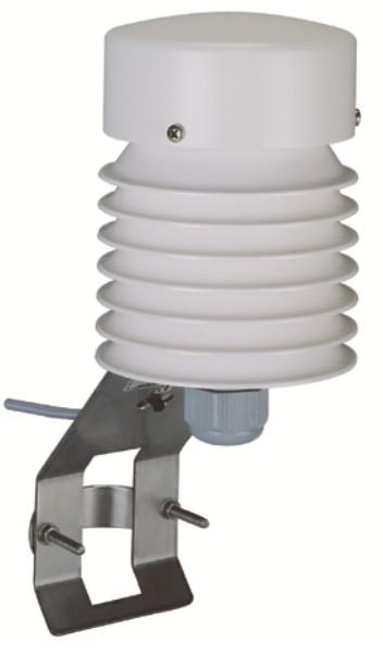 Wetter- und Strahlungsschutz elektrisch ventiliert