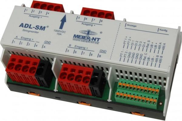 ADL-SM08® Stringmonitor 8 Kanal
