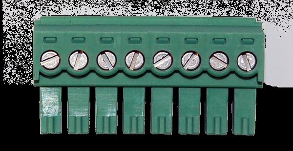 Steckverbinder MC 8pol. für Schüco Sunalyzer Web