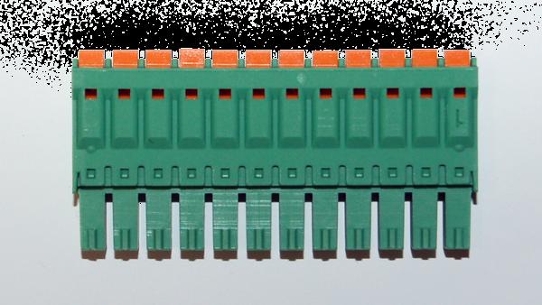Steckverbinder FMC 12pol. für Schüco Sunalyzer Web PR und ADL-MXS